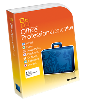 Microsoft Office 2010 Pro Plus Key