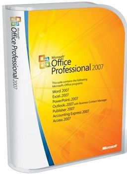 Office Professional 2007 Key
