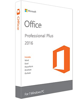 Microsoft Office 2016 Pro Plus key