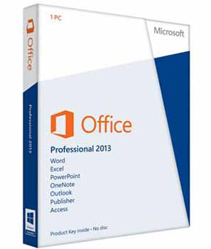 Microsoft Office 2013 Pro Plus Key