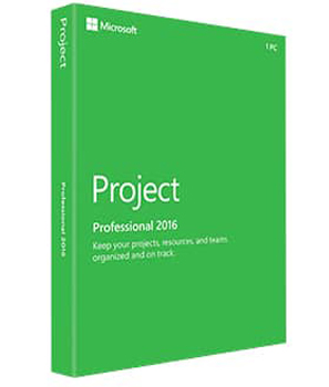 Project Professional 2016 Key
