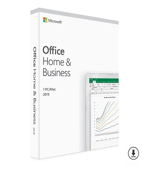 Microsoft Office 2019 Mac Home and Business Key