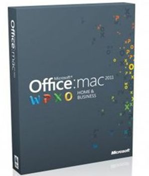 Microsoft Office 2011 Mac Home and Business Key