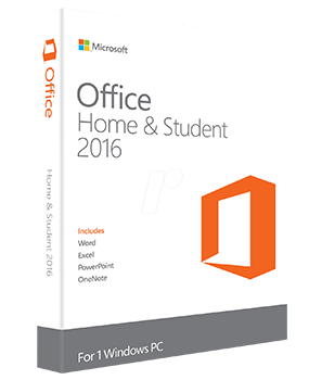 Office 2016 Home Student Key