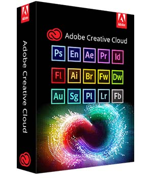 Adobe Creative Cloud All Apps Yearly Subscription