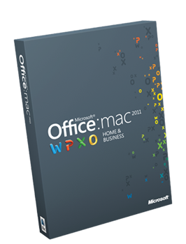 Office 2011 Mac Home and Business Key