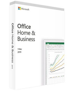 Office 2019 Mac Home and Business Key